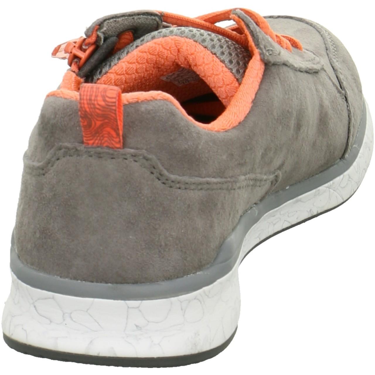 Vado Mädchen Sneaker Grau 406 Ash Chay