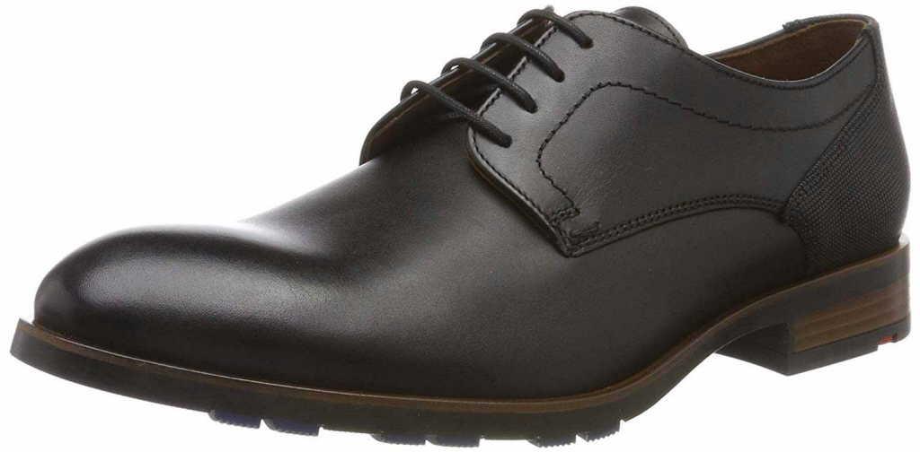 Herren Lloyd Business Schuhe schwarz JIM 44