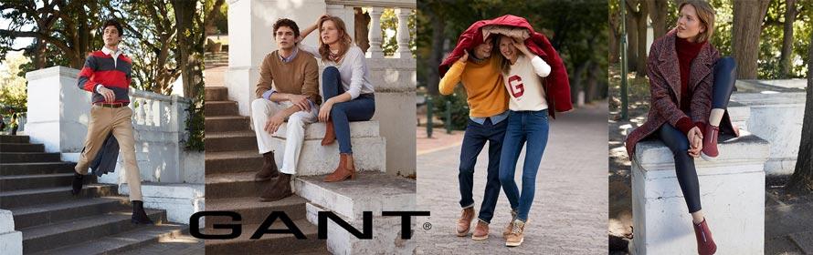 Gant Schuhe günstig kaufen ohne Versandkosten | Schuhe24