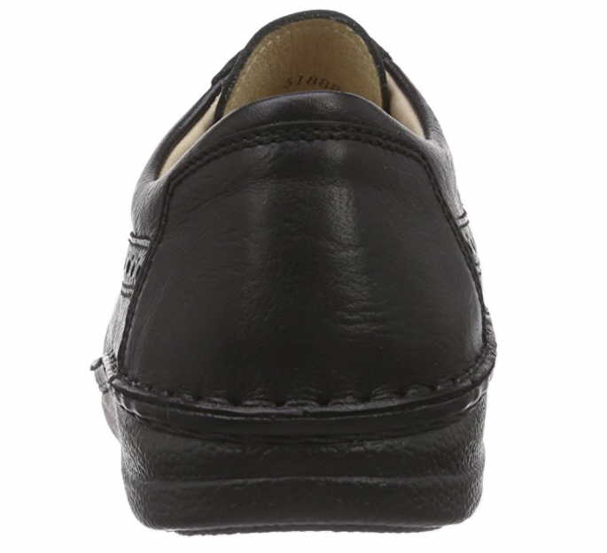 Finn Comfort Komfort Schnürer Herrenschuhe York-6099 Schwarz | Herrenschuhe kXO29