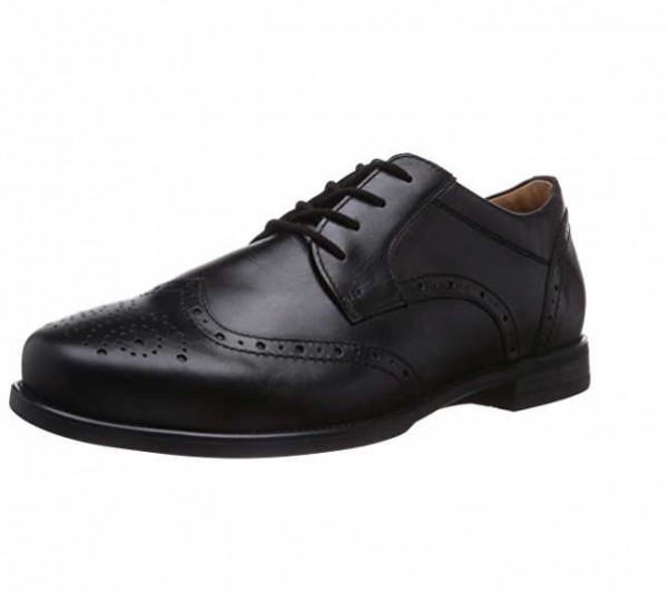 uk availability cef8f ba457 Ganter Business Schuhe schwarz Greg