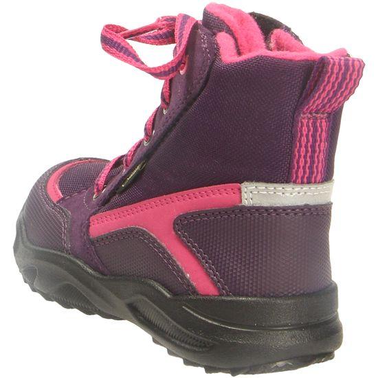 Superfit Stiefel Kinderschuhe 5-09234-90 Lila/pink | Kinderschuhe OqDcv