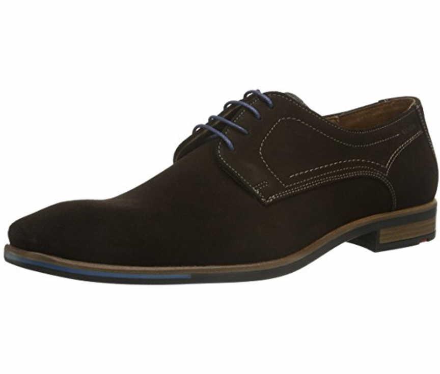 Herren Lloyd Business Schuhe braun DEA 44
