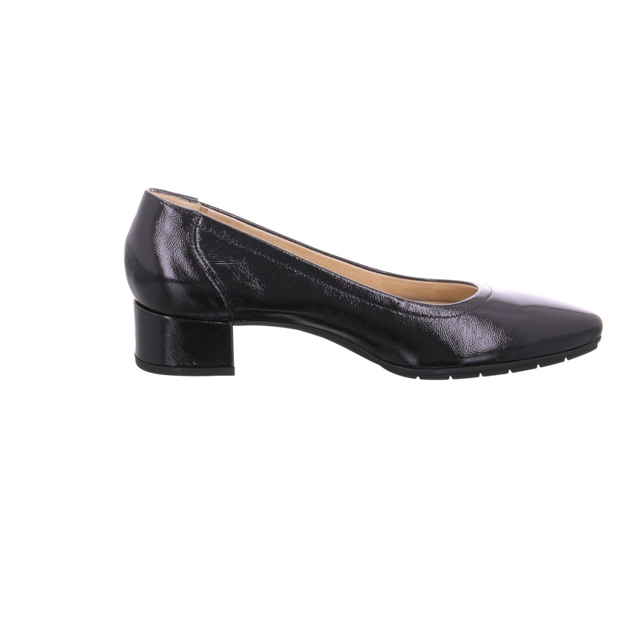 Paul Green Modische Pumps Schwarz