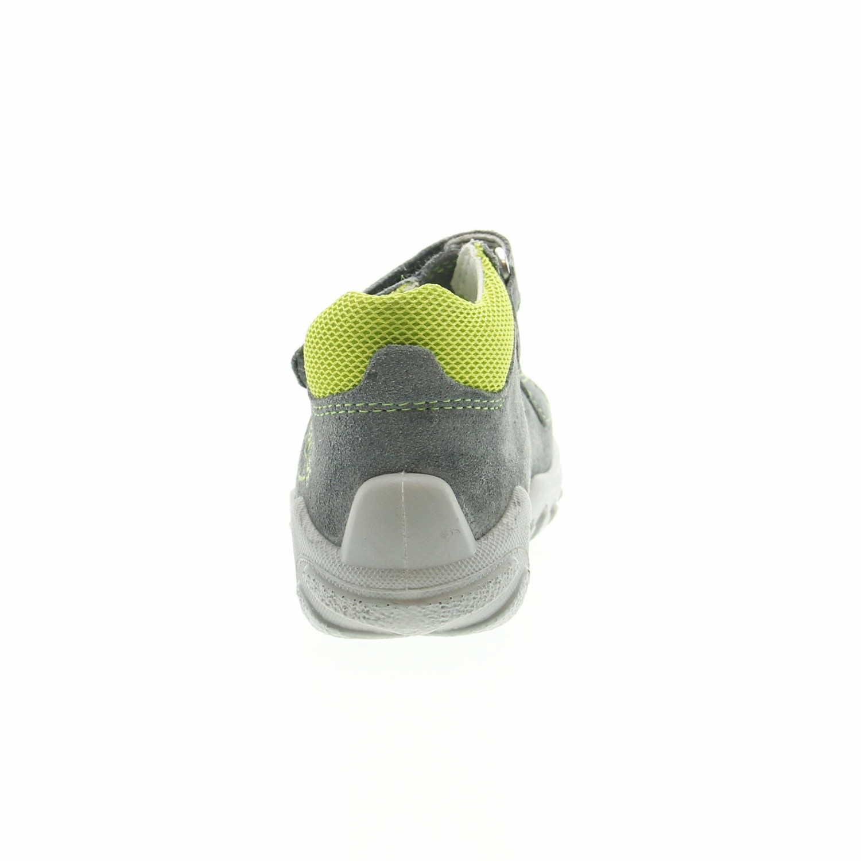 Superfit Sandalen Kinderschuhe 4-09035-25 GRAU/GRÜN Grau   Kinderschuhe NQJPI