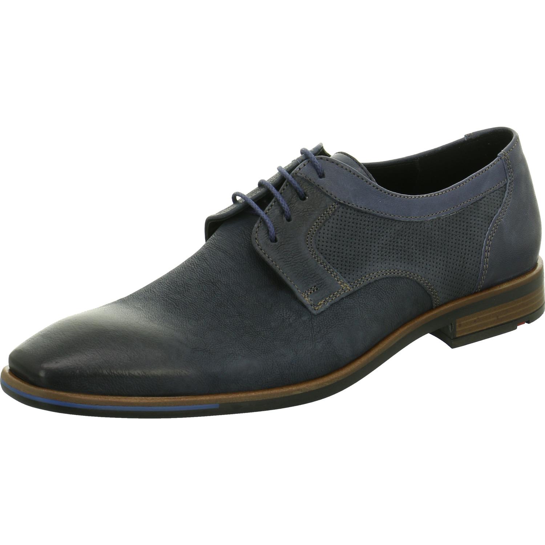 Herren Lloyd Business Schuhe schwarz DRAGON 44
