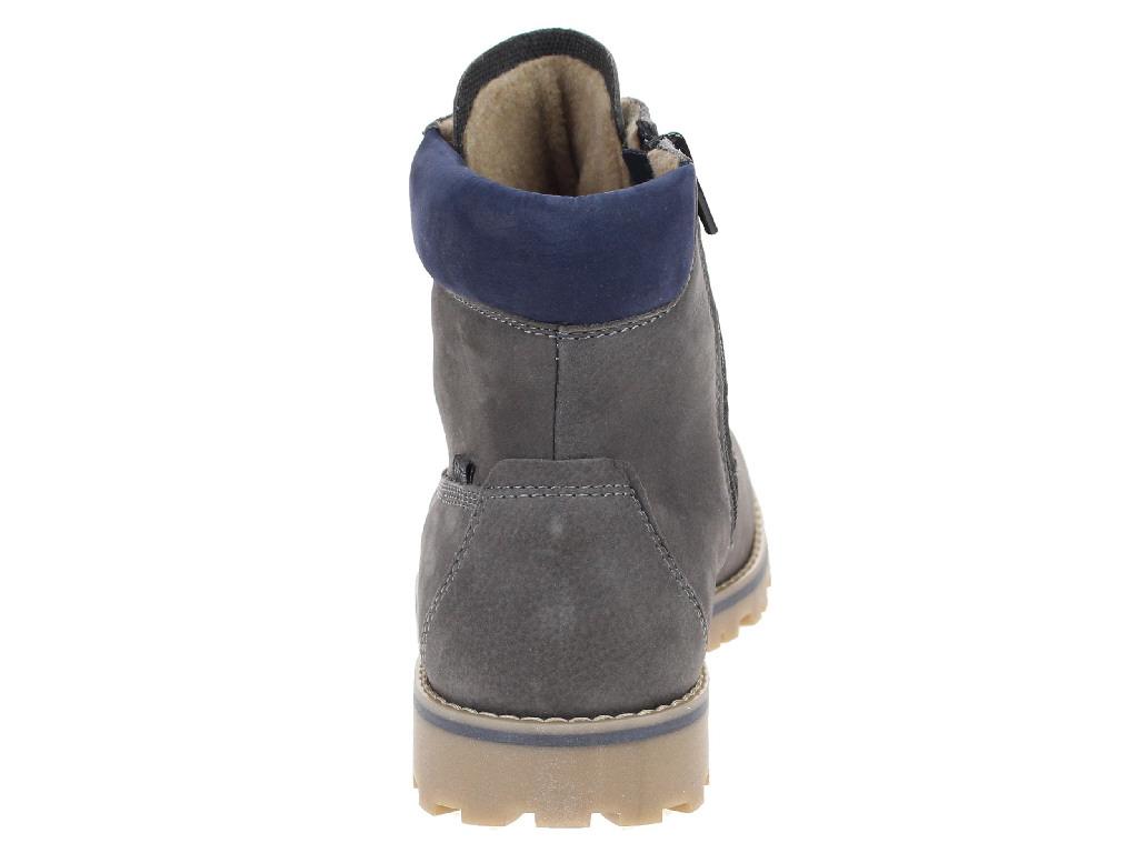 Vado Stiefel Mädchen Kinderschuhe 85201-405 Grau | Kinderschuhe YBju8