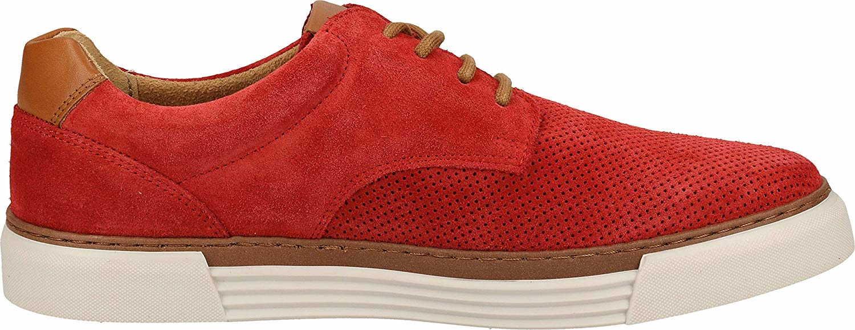 Camel Active Sneaker Herrenschuhe 460.25-04 Rot | Herrenschuhe XoPA4