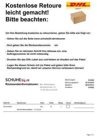 promo code ca693 fa90f Schuhe24